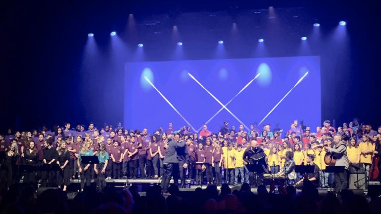 L'association Orchestre à l'École fête ses dix ans à l'Olympia